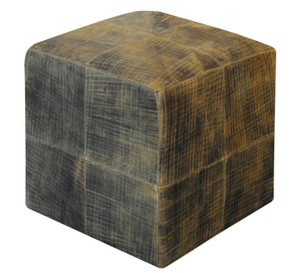 Chivazo Leather Cube
