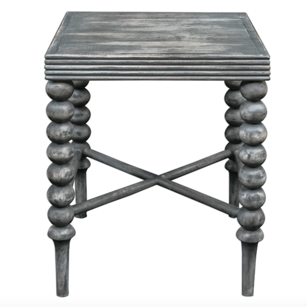 Kuna Gray End Table