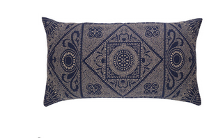 Manisa Linen Decorative Pillow - Revibe Designs