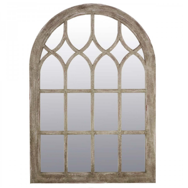 Conway Oval Architectural Mirror - Revibe Designs