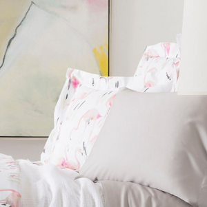 Flamingo Sham - Revibe Designs