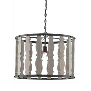 Hourglass Chandelier - Revibe Designs