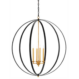 Ogden Orb Chandelier - Revibe Designs