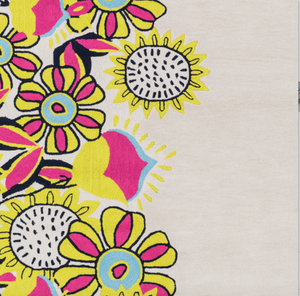 Flower Power Rug - Revibe Designs