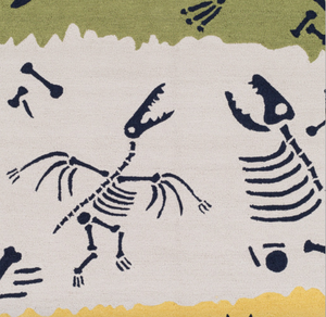Cool Fossils Rug - Revibe Designs