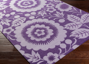 Flower Burst Rug - Revibe Designs
