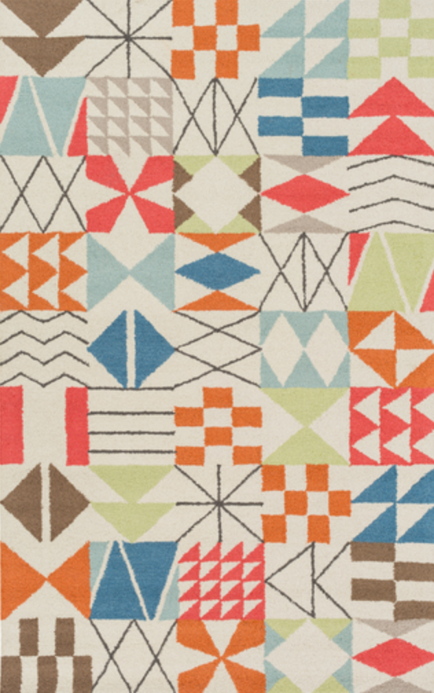 Shiloh Rug - Revibe Designs