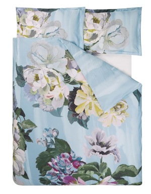 Delft Flower Duvet - Revibe Designs