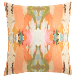 Psychedelia Pillow - Revibe Designs