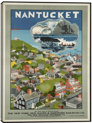 Nantucket Art - Revibe Designs