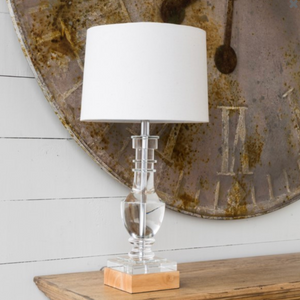 Clear Lake Lamp - Revibe Designs