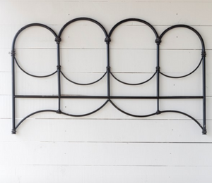 Vintage Headboard Wall Display - Revibe Designs