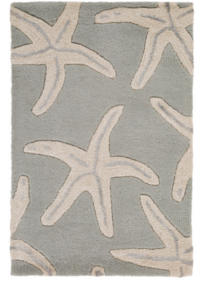 Starfish Rug - Revibe Designs
