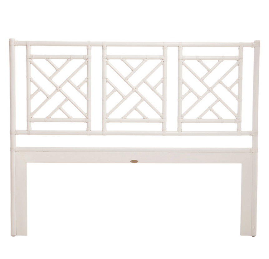 Chippendale Painted Headboard - Revibe Designs