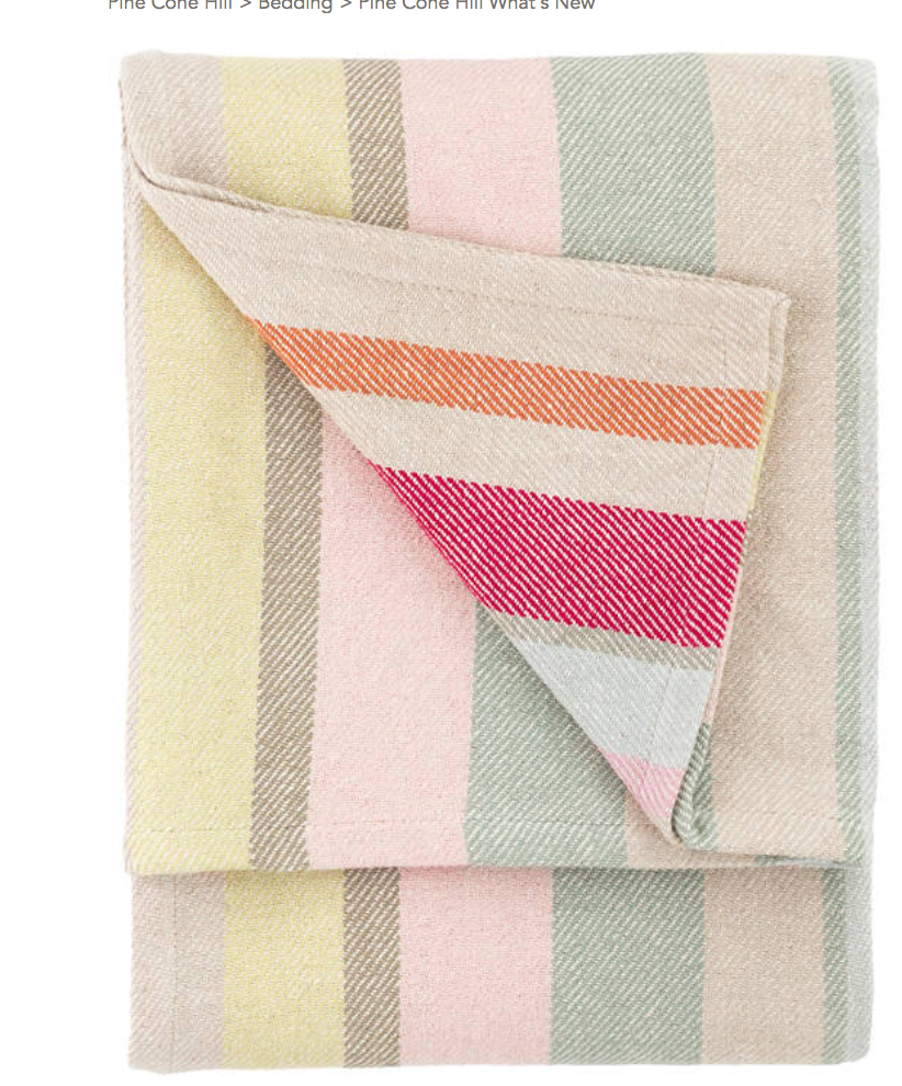 Ingrid Blanket - Revibe Designs