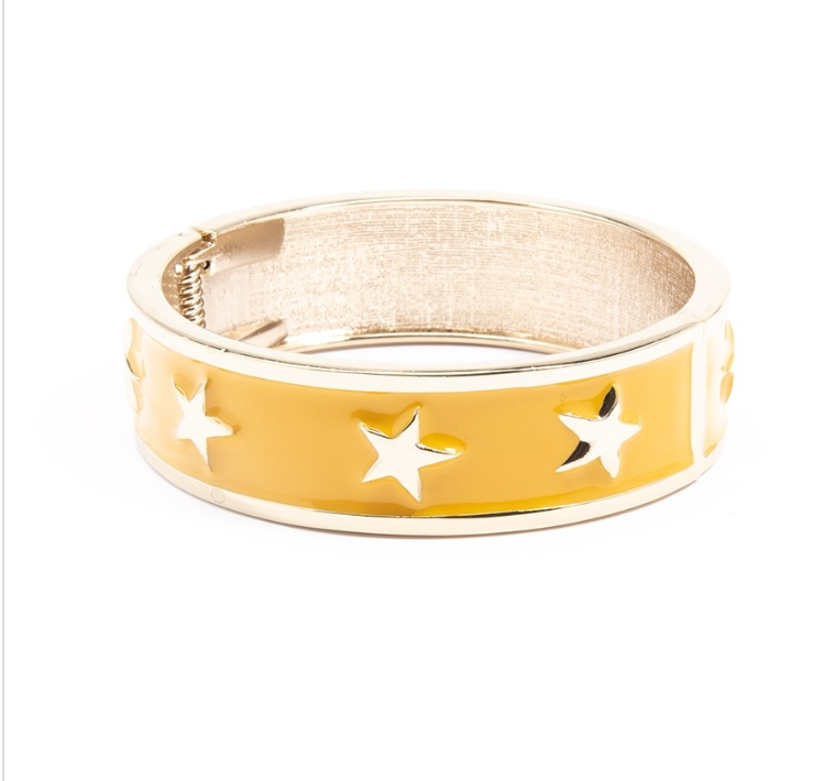 Star Spangled Bangle Bracelet
