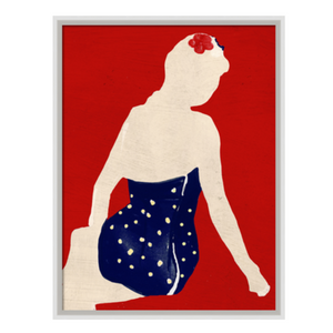 Vintage Bathing Beauties  4 Art - Revibe Designs