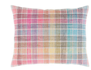 Gabby Plaid Pillow - Revibe Designs