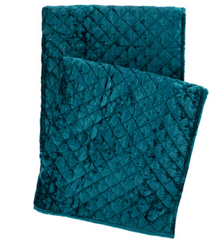 Patina Velvet Throw - Revibe Designs