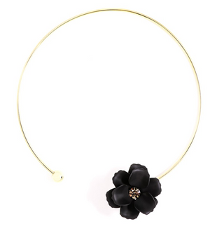 Garden Party Collar Necklace - Revibe Designs
