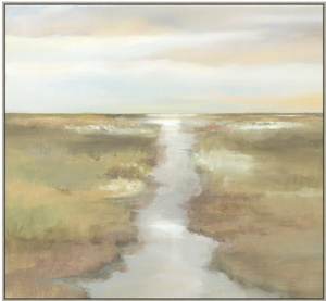 Serene Marsh Art - Revibe Designs