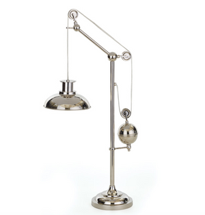 Vintage Style Pulley Lamp - Revibe Designs