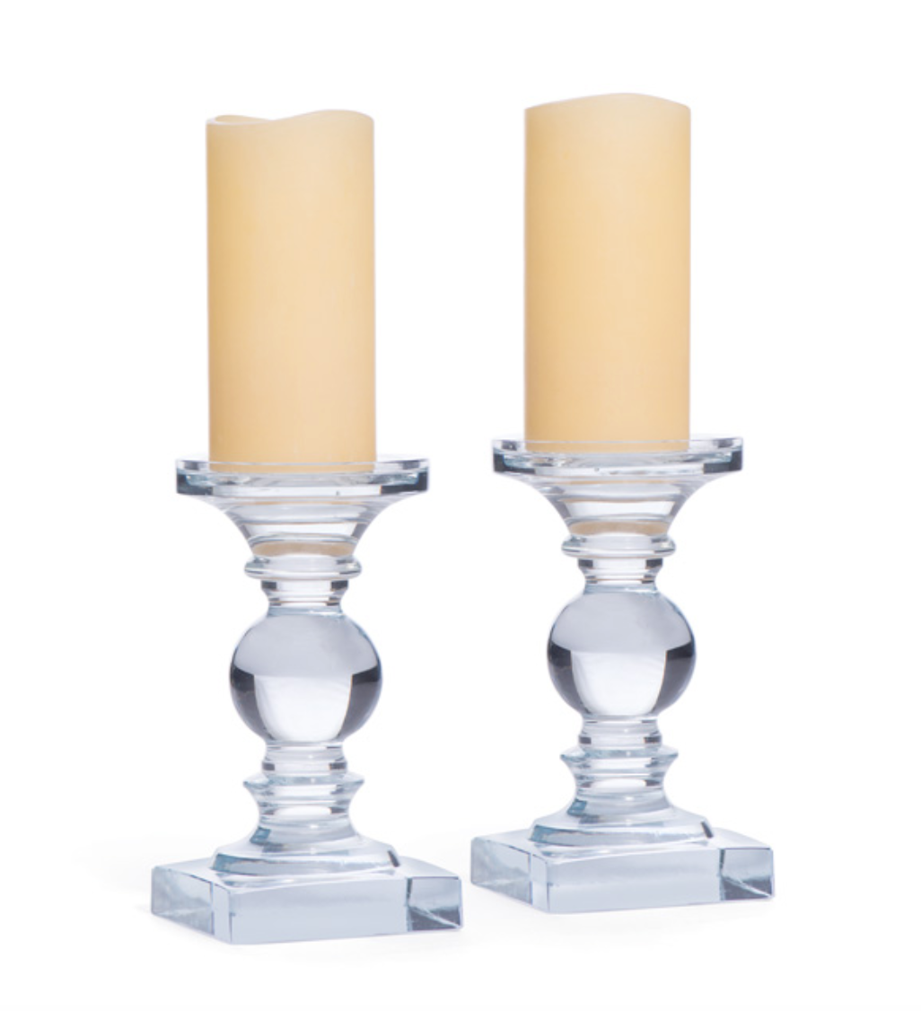 Monroe Candlesticks  Set of 2