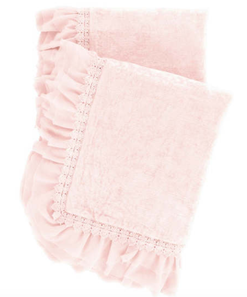 Francesca Velvet Throw - Revibe Designs