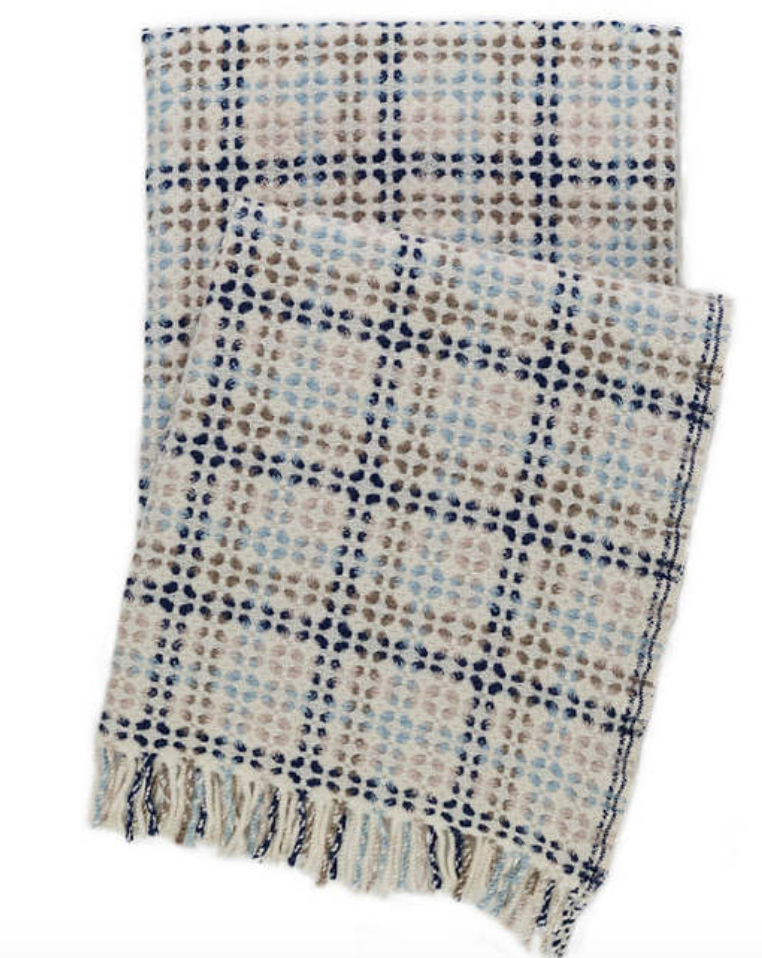 Bridgehampton Throw - Revibe Designs