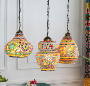Santillian Pendant Light - Revibe Designs