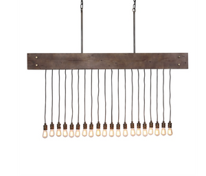 Lowell 20 Lt Pendant Light - Revibe Designs