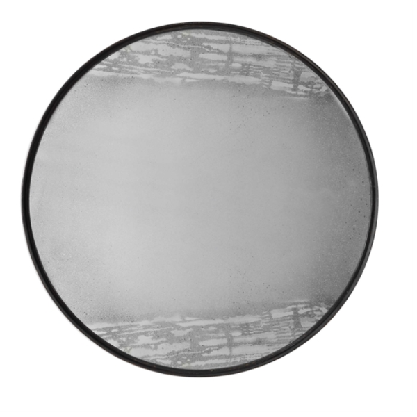 Maddox Round Mirror - Revibe Designs