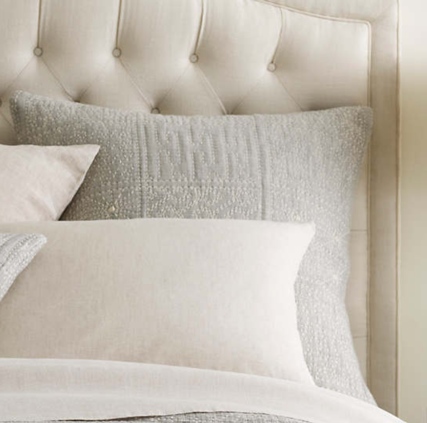 Elsa Grey Sham - Revibe Designs