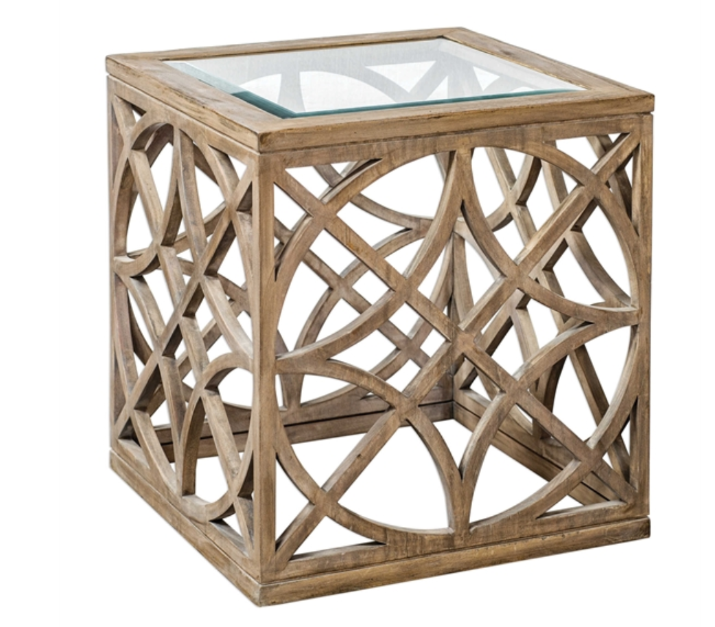 Janeva Table - Revibe Designs