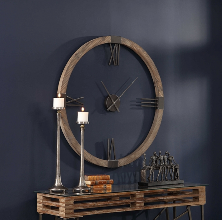 Marcelo Wall Clock