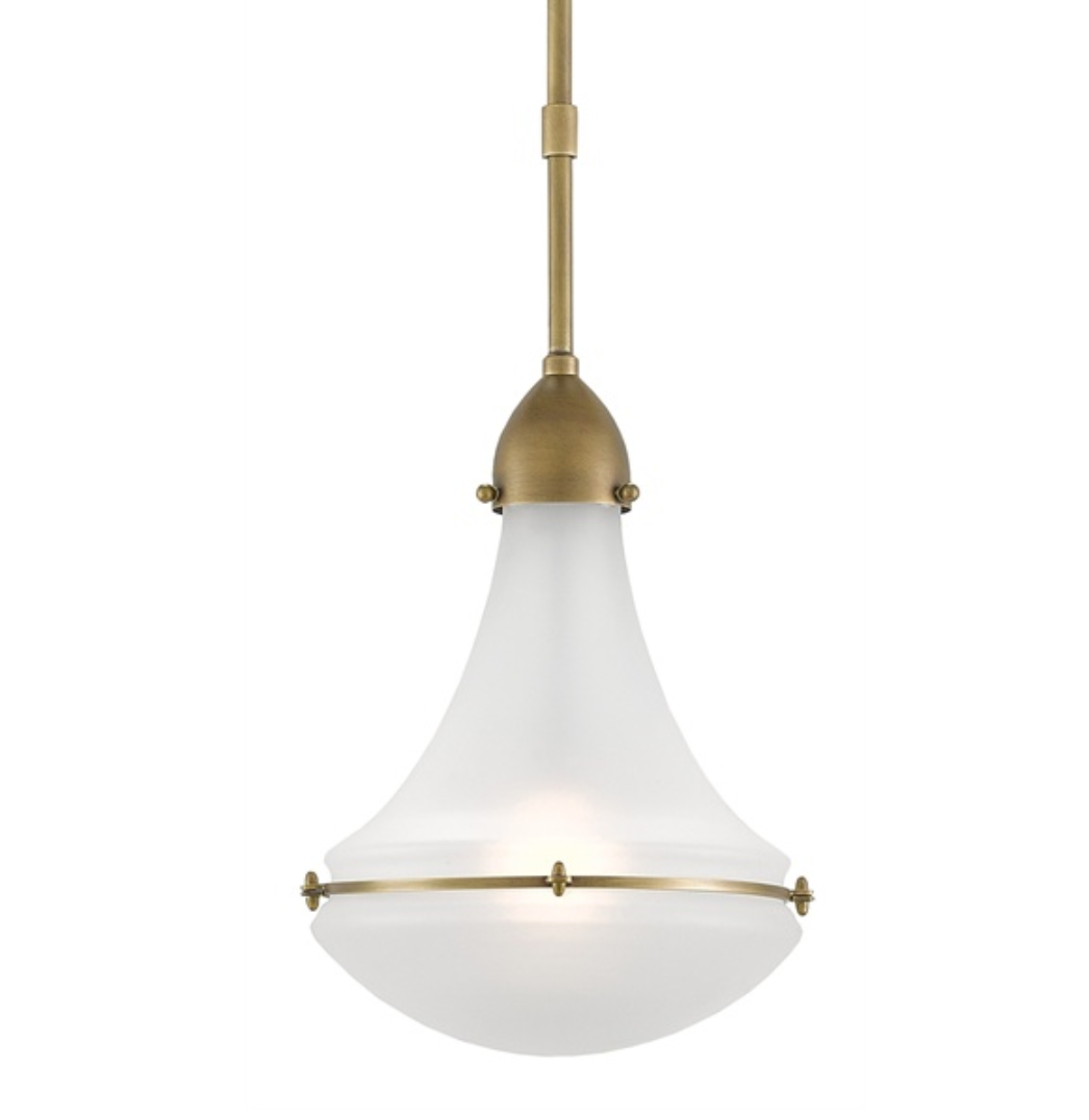 Profile Pendant Light
