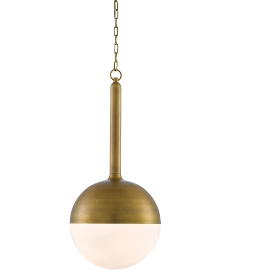 Moonward Pendant Light