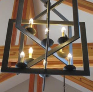 Middleton Chandelier - Revibe Designs