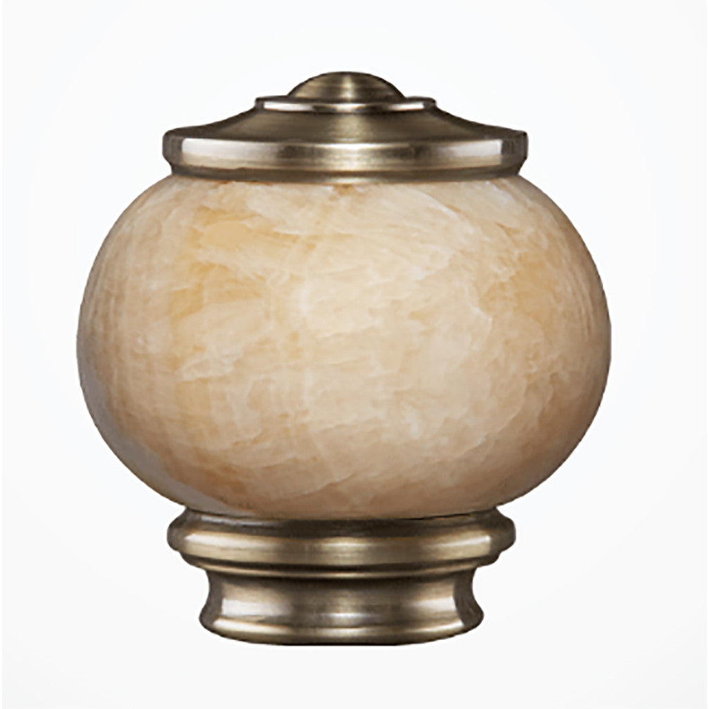 Vintage Stone Knob Finial - Revibe Designs