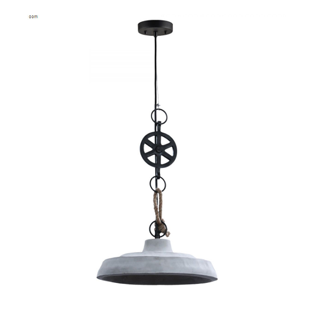 Watts Factory Pendant Light