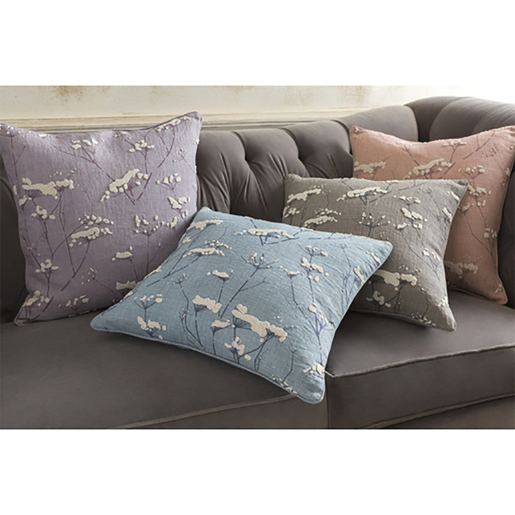 Enchanting Lavender Fields Pillow