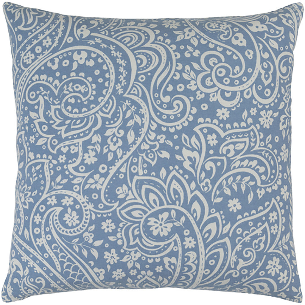 Somerset Paisley Pillow