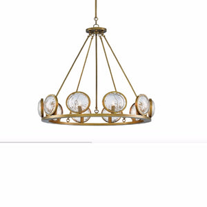 Marge Scope Chandelier - Revibe Designs