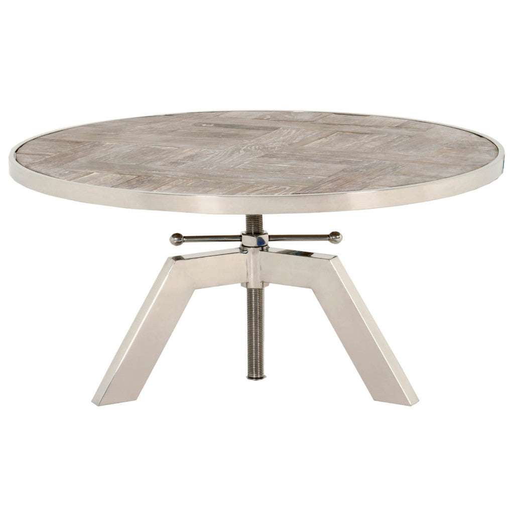 Cam Coffee Table - Revibe Designs