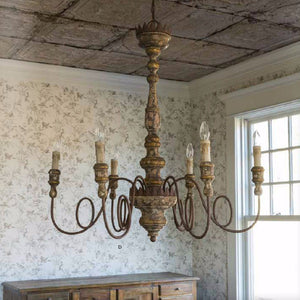 Charolette Chandelier - Revibe Designs