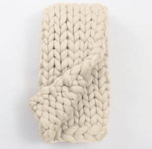 Ava Chunky Throw - Revibe Designs