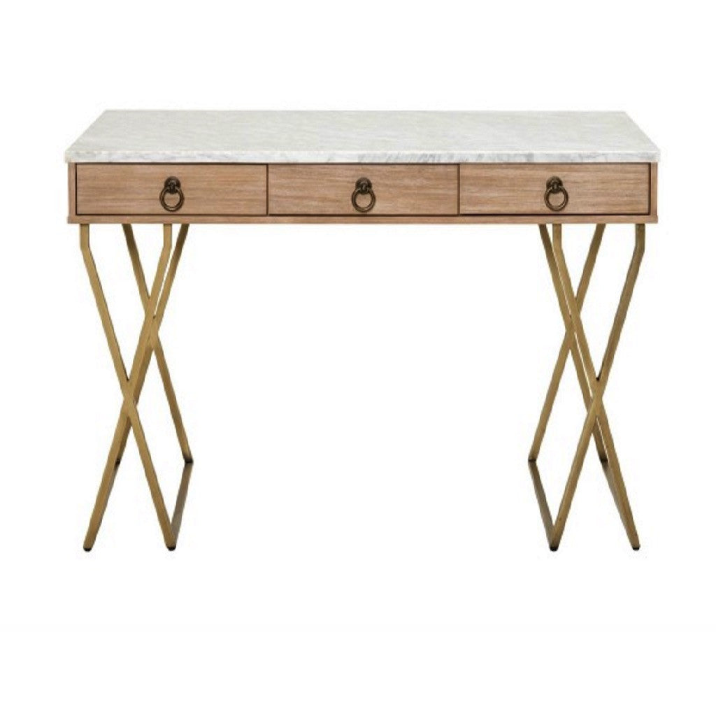 Carrara Desk - Revibe Designs