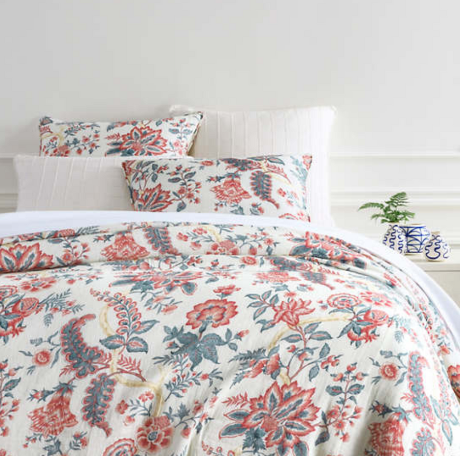 Fairfield Linen Duvet - Revibe Designs