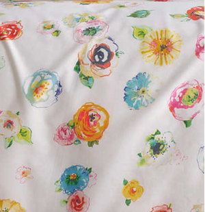 Flower Power Duvet Cover - Revibe Designs
