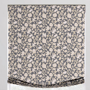 Giaconda Relaxed Roman Shade - Revibe Designs